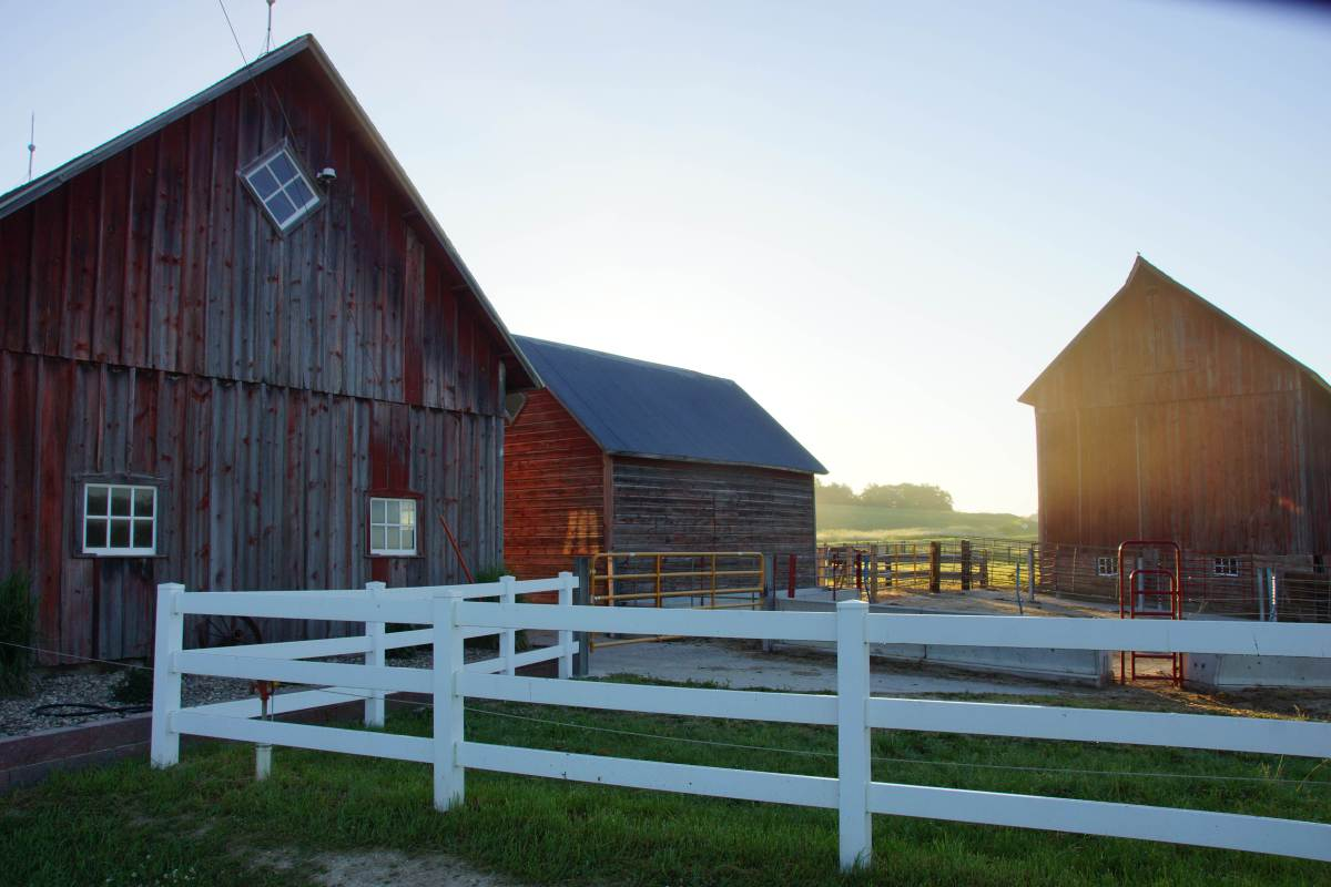 All-State Barn Tour