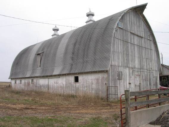Trenkamp Barn