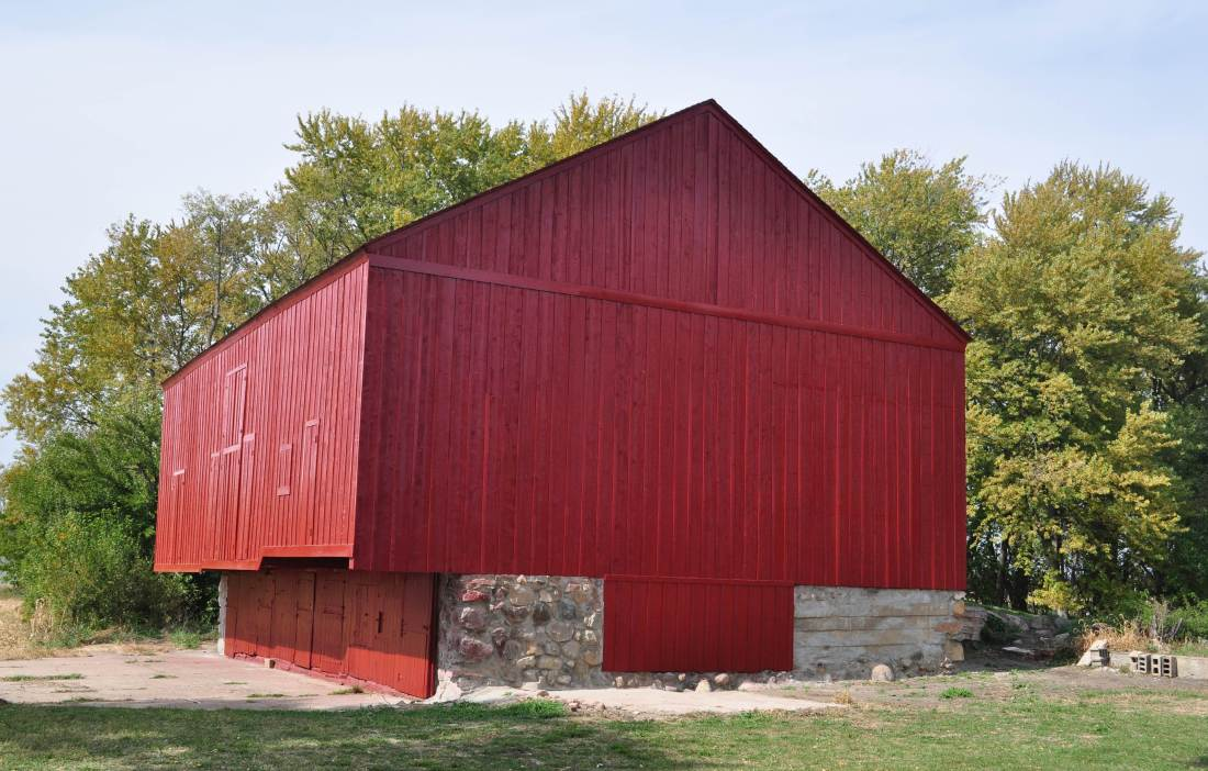Lorch Barn.