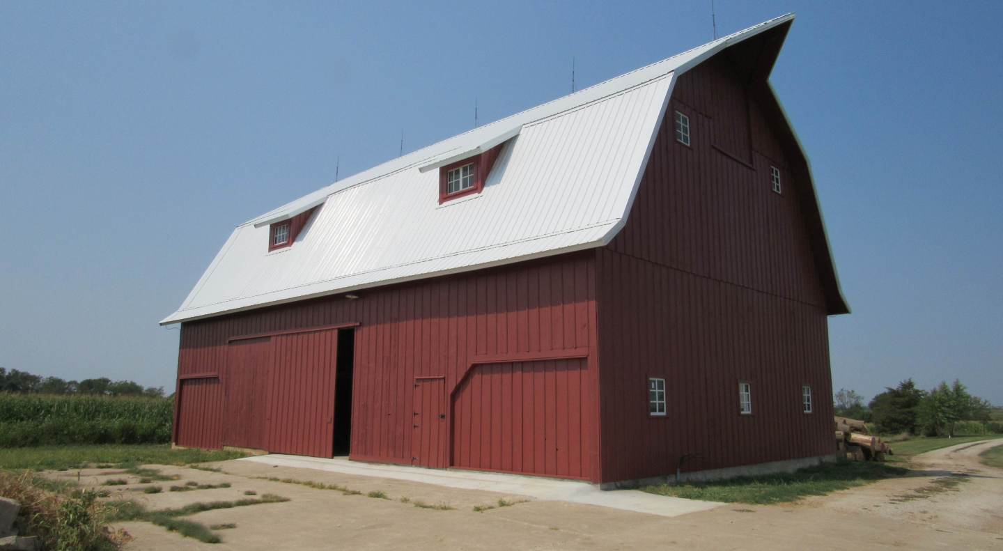 Bickett-Rate Barn.