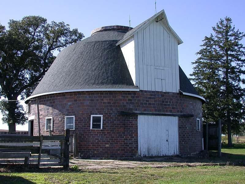 Dighton Barn.