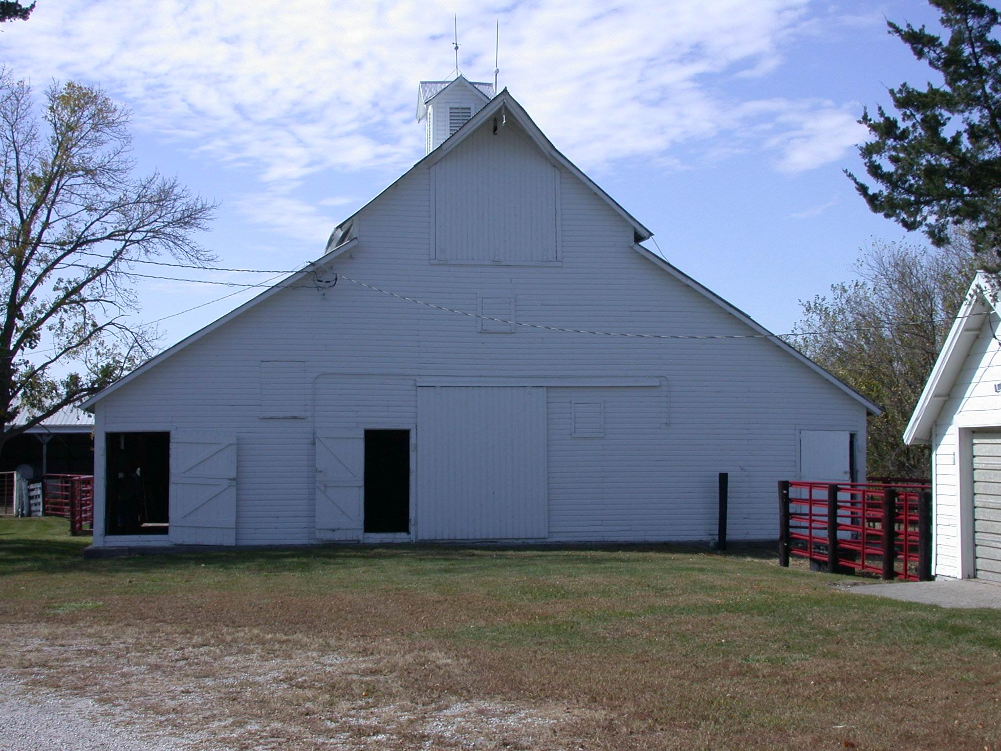 Peters Barn.